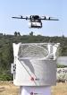 Companie de curierat, prezenta si in Romania, construieste un terminal pentru livrari cu drone