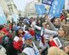 Sindicatele asteapta permisiunea de a protesta la Oradea, la Congresul UDMR