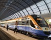 Acest tren, fabricat la Pascani, va circula prin Republica Moldova
