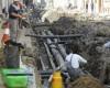 Compania de Apa inlocuieste 63,7 kilometri de retea de apa si canalizare in zona de case a cartierului Iosia