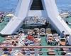 Ce nave de croaziera sunt asteptate in Portul Constanta. Fa un tur virtual pe Azura, cel mai mare vas de pasageri care face escala!