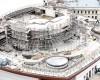 Renovarea TNB: constructorii mai negociază lucrări de 10,5 milioane de euro cu Ministerul Culturii