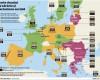 Harta europeana a riscurilor sociale. Saracia ameninta peste opt milioane de romani