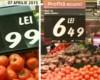 Marile magazine scumpesc prețurile înainte de reducerea TVA. Creșteri de 30% la unele prețuri