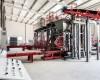 Symmetrica a deschis o nouă linie de producţie de pavele şi borduri în Bistriţa-Năsăud