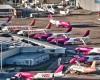 Avion nou la baza Wizz din Cluj-Napoca